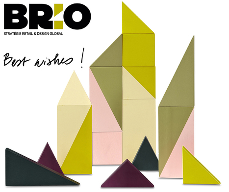 BRIO// Best wishes for 2015 ! | Retail Design Review | Scoop.it