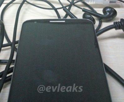 Nexus 5 or LG Optimus G2: new photo surfaced   My smartphone   Scoop.it
