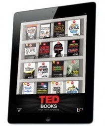 TED Books To Sell eBooks In New iOS App - AppNewser | iPad Apps for Education | Scoop.it