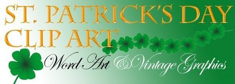 St. Patrick's Day Clip Art & Celtic Graphics | Looks -Pictures, Images, Visual Languages | Scoop.it