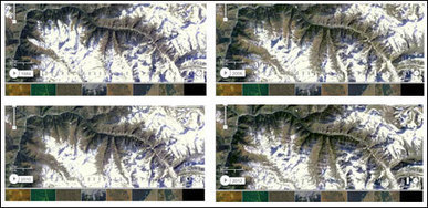 28 years of Earth's surface changes on Google | Inclusive teaching and learning | Scoop.it