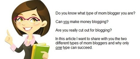 Can YOU Make Money Blogging as a Professional Blogger?   Mom Blogging Help   Scoop.it