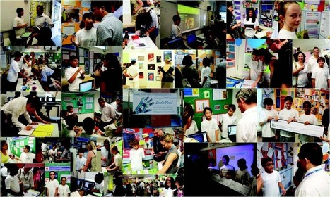 The Exhibition as a reflection of school ethos - IB Blogs | PYP | Scoop.it