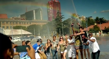 Coke Creates Giant Rainbows To Help South Africa Celebrate 20 Years Of Democracy | Digital-News on Scoop.it today | Scoop.it