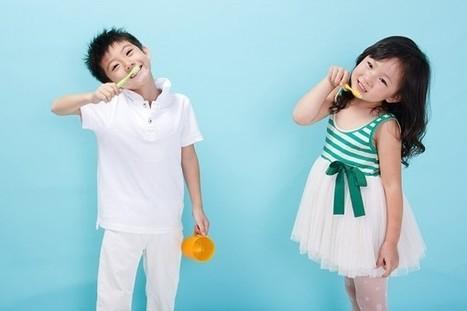 Làm gì khi trẻ không chịu đánh răng? Cách dạy con đánh răng đúng cách | SEO | Scoop.it