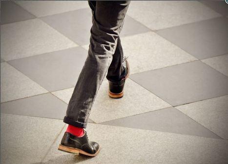 Change your walking style, change your mood | In de Buurt van Geluk | Scoop.it