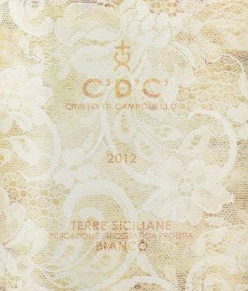 2012 Cristo Di Campobello Bianco 750 mL | Review Best Wines Online | Scoop.it