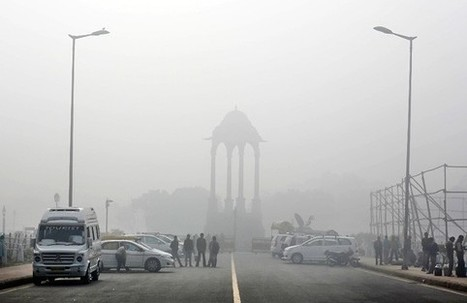 Which City Has the Worst Air Pollution in the World?   Earth Citizens Perspective   Scoop.it