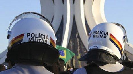 En images : les manifestants donnent de la voix à Brasilia | yvan.murphy | Scoop.it