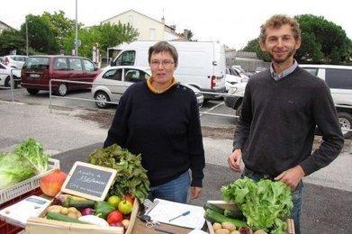 Un panier de légumes bio en descendant du train | Agriculture en Gironde | Scoop.it