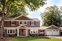 Two sides of curb appeal: Beauty and performance - Ellwood City Ledger | Custom Wood Garage doors | Scoop.it