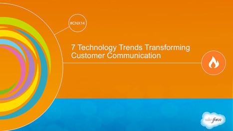 7 Technology Trends Transforming Consumer Communication - The ExactTarget Blog | Digital Marketing | Scoop.it