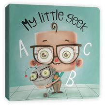 An alphabet book for smart toddlers | Kids-friendly technologies | Scoop.it