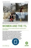 Women and the 1%: How extreme economic inequality and gender inequality must be tackled together | Oxfam GB | Policy & Practice | Women and Gender Studies | Scoop.it