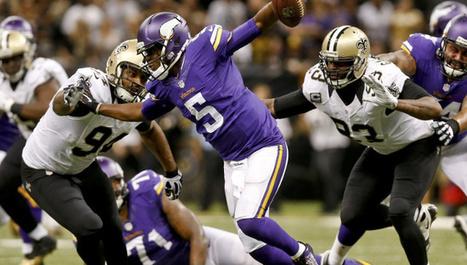 Minnesota Vikings' Teddy Bridgewater Can Handle The Pressure   NFL - National Football League   Scoop.it