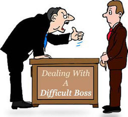 Difficult Boss | PlacementIndia.com-Official Blog for Career Education & Employment | Search Jobs in India | Placement India | Scoop.it