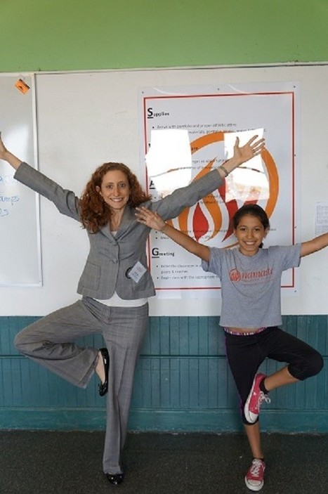 The Intersection Of Education And Yoga | Start Empathy | Scoop.it