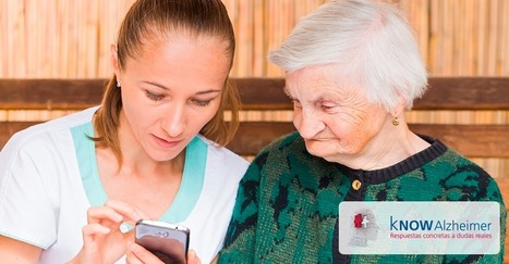 Alzheimer: 5 App's móviles gratuitas para cuidadores (I) - kNOW Alzheimer | Mi cajón humano | Scoop.it