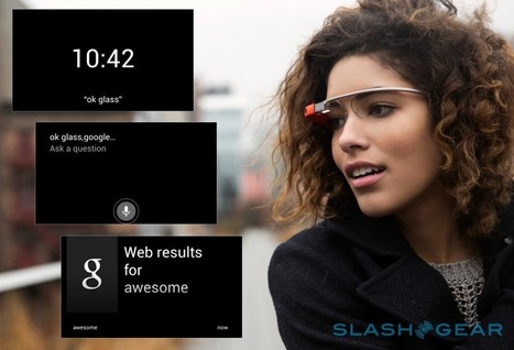 Trying Google Glass- Amber Case describes her brief experience | Cyborg Lives | Scoop.it