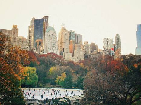 Vivienne Gucwa: herfst in New York - Manify.nl | Play Hard! | Manify | Scoop.it