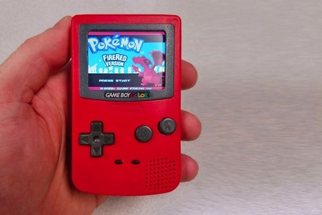 Burger King Game Boy toy turned into real retro handheld #piday #raspberrypi @Raspberry_Pi | [OH]-NEWS | Scoop.it