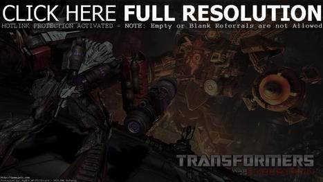 Transformers Cybertron Wallpapers HD Full #4617 Wallpaper | gamejetz.com | gamejetz wallpapers | Scoop.it