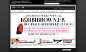 Bobbi Brown lance son e-shop français - | Branding News & best practices | Scoop.it