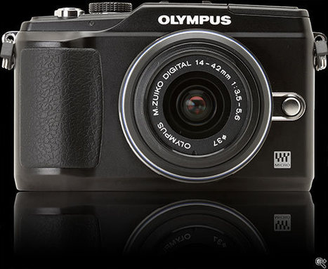 Olympus E-PL2 Hands-on Preview: Digital Photography Review | Photography Gear News | Scoop.it