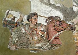 Las ocho heridas que sufrió Alejandro Magno | Mundo Clásico | Scoop.it