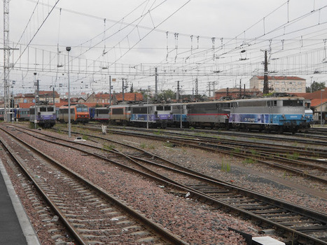 LA PASSION DU TRAIN : Toulouse | Toulouse La Ville Rose | Scoop.it