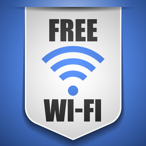 Why Nobody Smart Charges For Wi-Fi | Wifi for your business | Scoop.it
