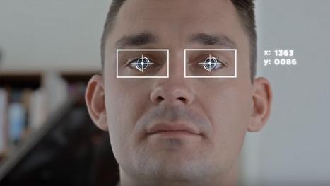L'eye-tracking à la portée de tous | qrcodes et R.A. | Scoop.it