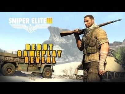 Sniper Elite 3 new gameplay revealed - Free Online Games - Game news | Sniper Elite 3 new gameplay | Scoop.it