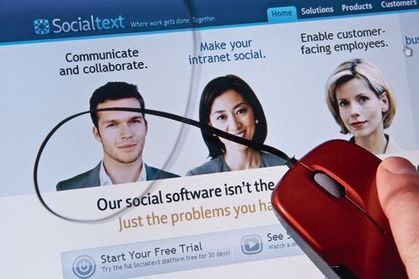 Réseaux sociaux : les entreprises s'y mettent aussi