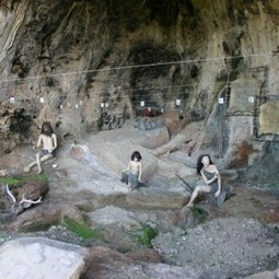 Finding Man: Visit Israel's prehistoric caves   Jewish Education Around the World   Scoop.it