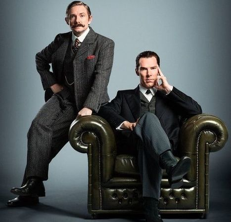 Sherlock special heading for cinemas - BBC News | Sherlock Holmes and Dr Watson | Scoop.it