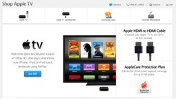 New rumors on Apple TV 4 surfaces as Apple TV gains special profile at official website | Mobile | Scoop.it