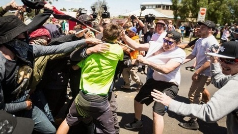 'Hardly responsible': Parents slammed for taking children to violent rally | eParenting and Parenting in the 21st Century | Scoop.it