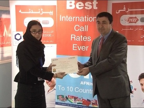 AWCC employees complete training on management sciences | U.S. - Afghanistan Partnership | Scoop.it