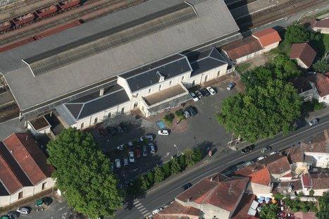 Le grand quartier de la gare : Bergerac 2030 - Le Blog-Notes de Fabien RUET | Bergerac2014 | Scoop.it