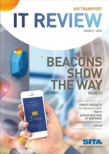Just released SITA IT Review! Learn about Beacon technology, smart gadgets, chan... | SITA News | Scoop.it
