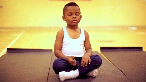 Cette école a remplacé les heures de colle par de la méditation… Et elle ne le regrette pas ! | Ca m'interpelle... | Scoop.it