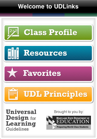 UDLinks - App Store | UDL & ICT in education | Scoop.it