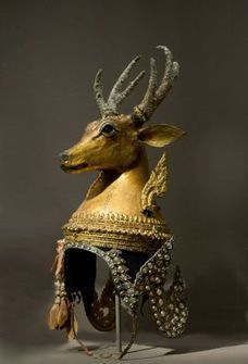 Theatrical headdress for the magical deer | Anthropology, Archaeology, and History | Scoop.it