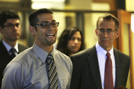 Wrongful convictions: Former inmate cleared by DNA wins early round in his suit against Lake County authorities | SocialAction2014 | Scoop.it