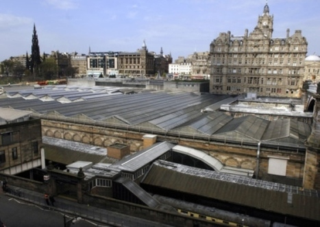 Edinburgh Council puts cost of removing taxis from Waverley at £1m - Transport - Scotsman.com | Today's Edinburgh News | Scoop.it