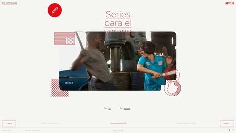 Netflix lanza sus Flixtapes, listas de reproducción para compartir tus series favoritas | TIKIS | Scoop.it