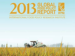 2013 Global Food Policy Report: Ending Hunger and Undernutrition by 2025  | IFPRI Publication | Research Capacity-Building in Africa | Scoop.it
