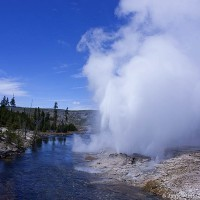 """Several dormant Yellowstone geysers are entering new active periods - Yellowstone Gate 