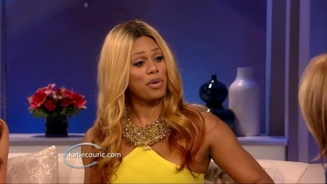 Laverne Cox flawlessly shuts down Katie Couric's invasive questions about transgender people | Transgender News | Scoop.it